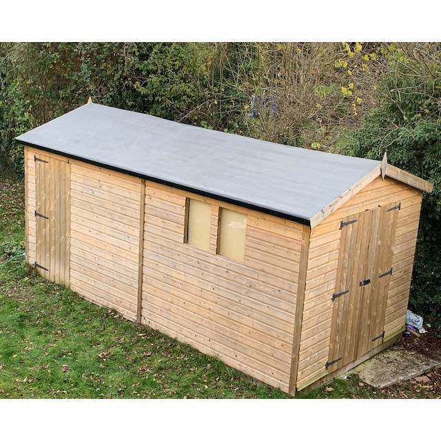 Rubber Roof Kit (Ideal for Sheds/Garden Rooms)